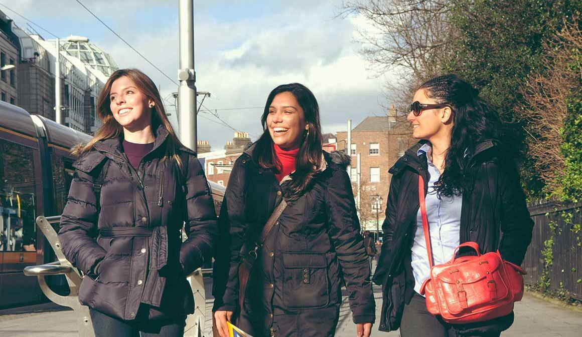 STUDY AND INTERNSHIP IN IRELAND