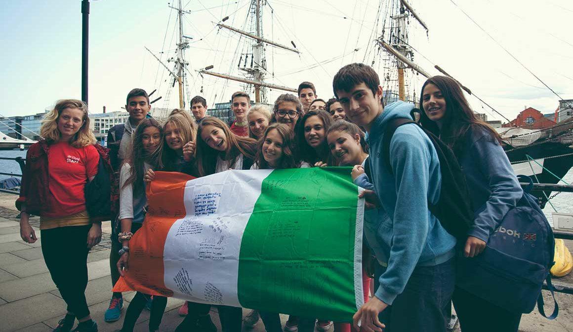 JUNIOR WINTER ENGLISH PROGRAMME IN IRELAND